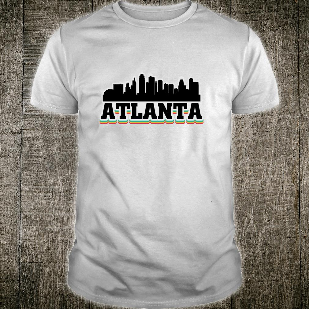 Atlanta Georgia GA City Souvenir T Shirt