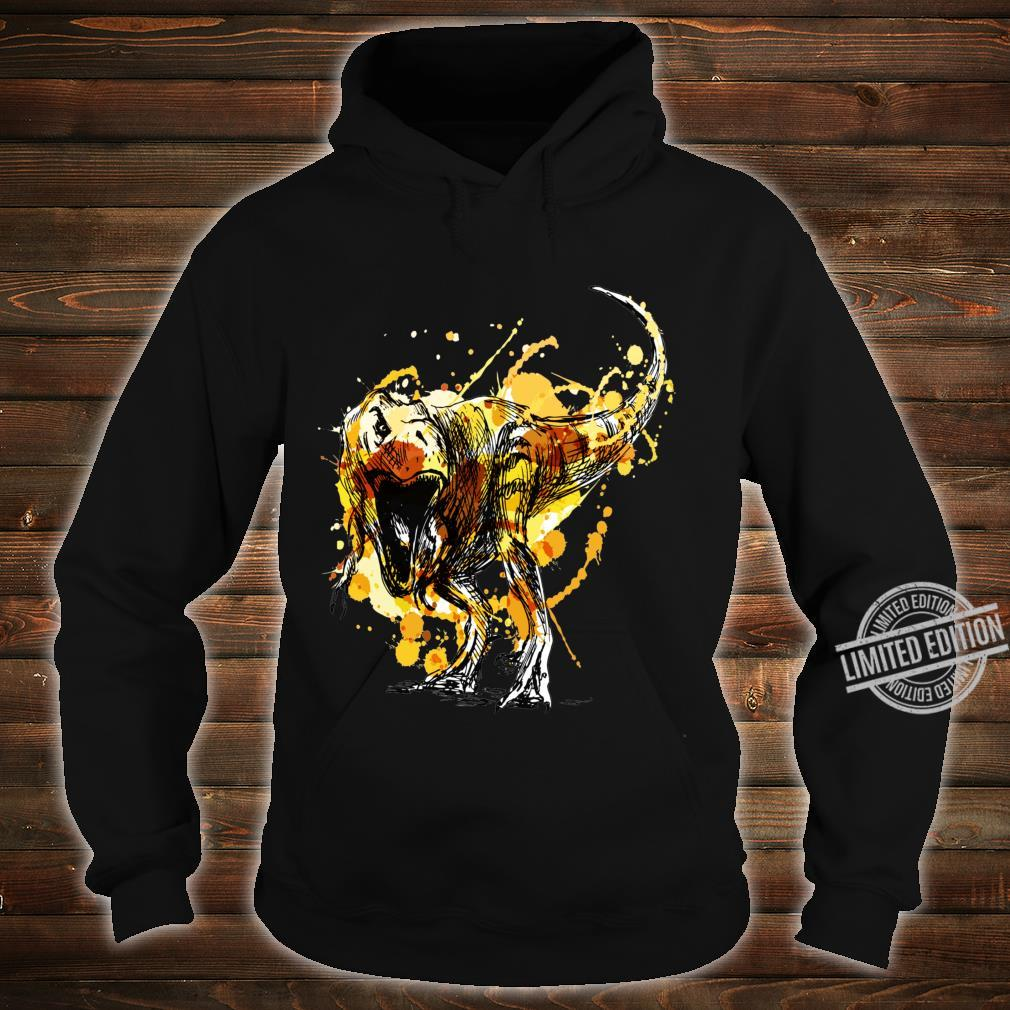 Awesome Prehistoric Dinosaur T Rex Tyrannosaurus Rex Dino Shirt hoodie