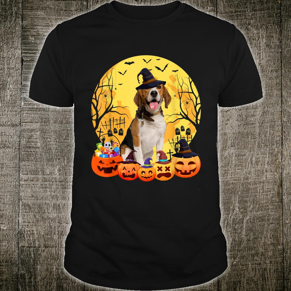 Beagle Dog Halloween Costume Ideas For Family Dad Mom Shirt