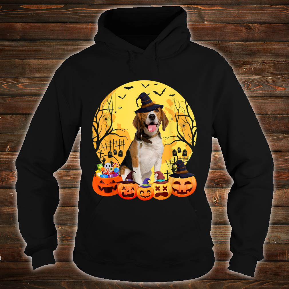 Beagle Dog Halloween Costume Ideas For Family Dad Mom Shirt hoodie