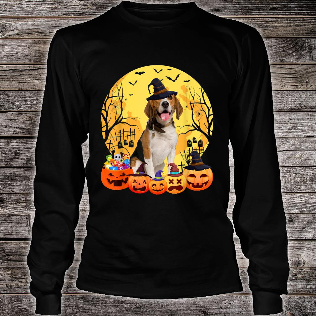 Beagle Dog Halloween Costume Ideas For Family Dad Mom Shirt long sleeved