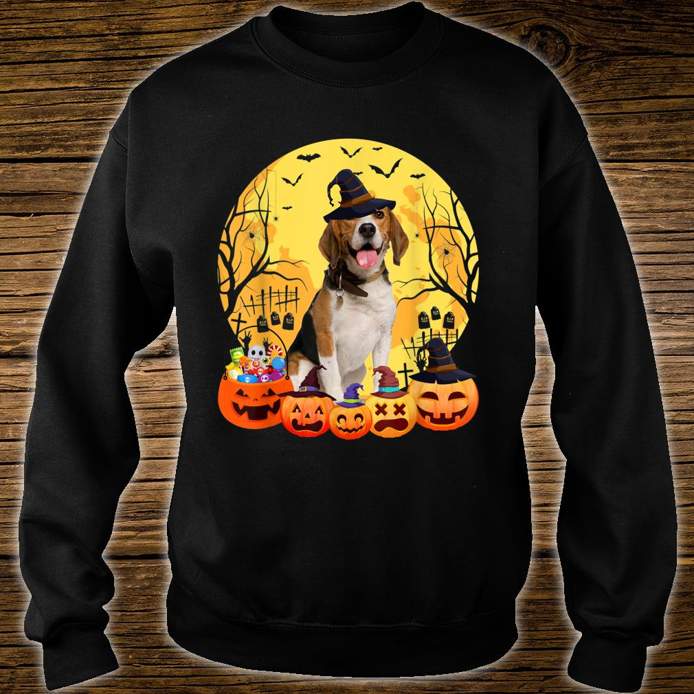 Beagle Dog Halloween Costume Ideas For Family Dad Mom Shirt sweater