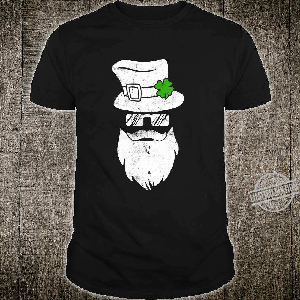 Bearded Leprechaun St.Patrick's Day Shirt