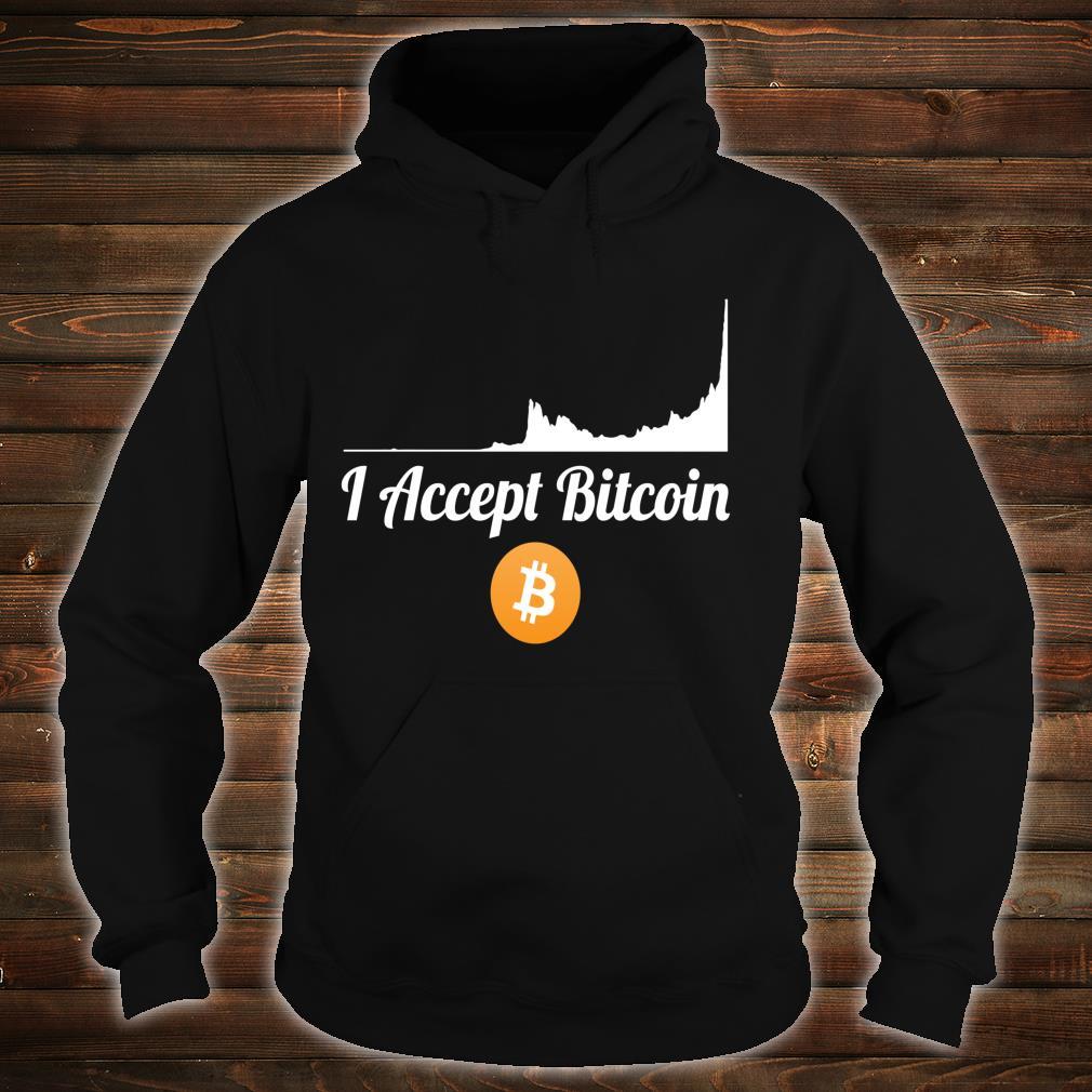 Bitcoin Shirt hoodie