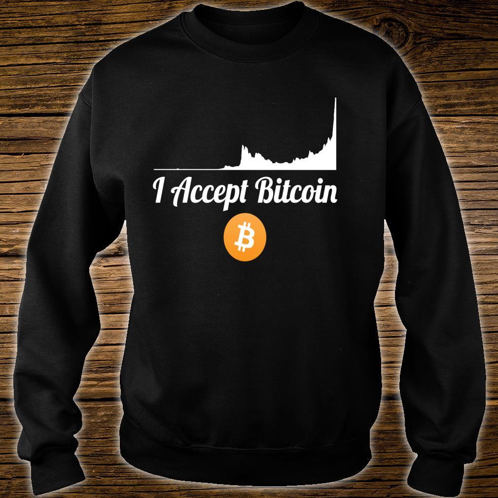 Bitcoin Shirt sweater