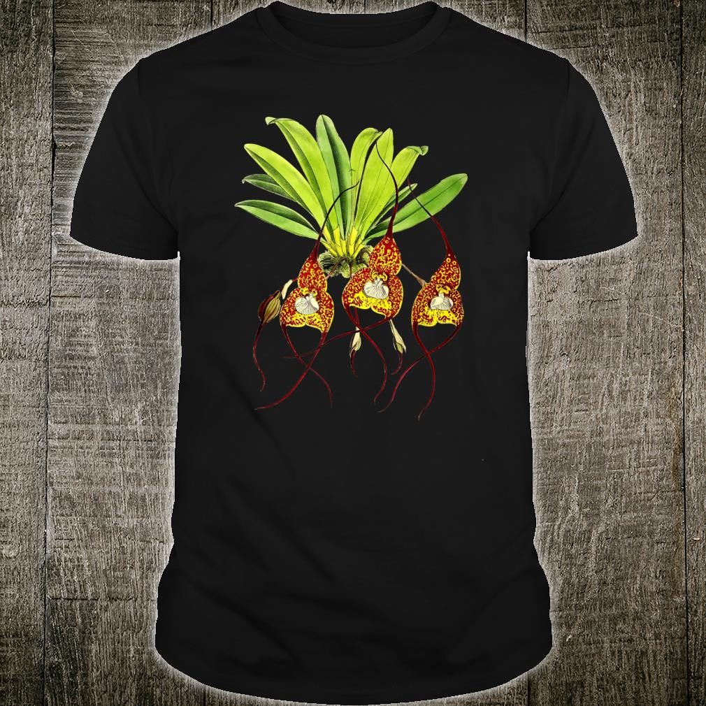 Botanical vintage Beautiful Floral Shirt