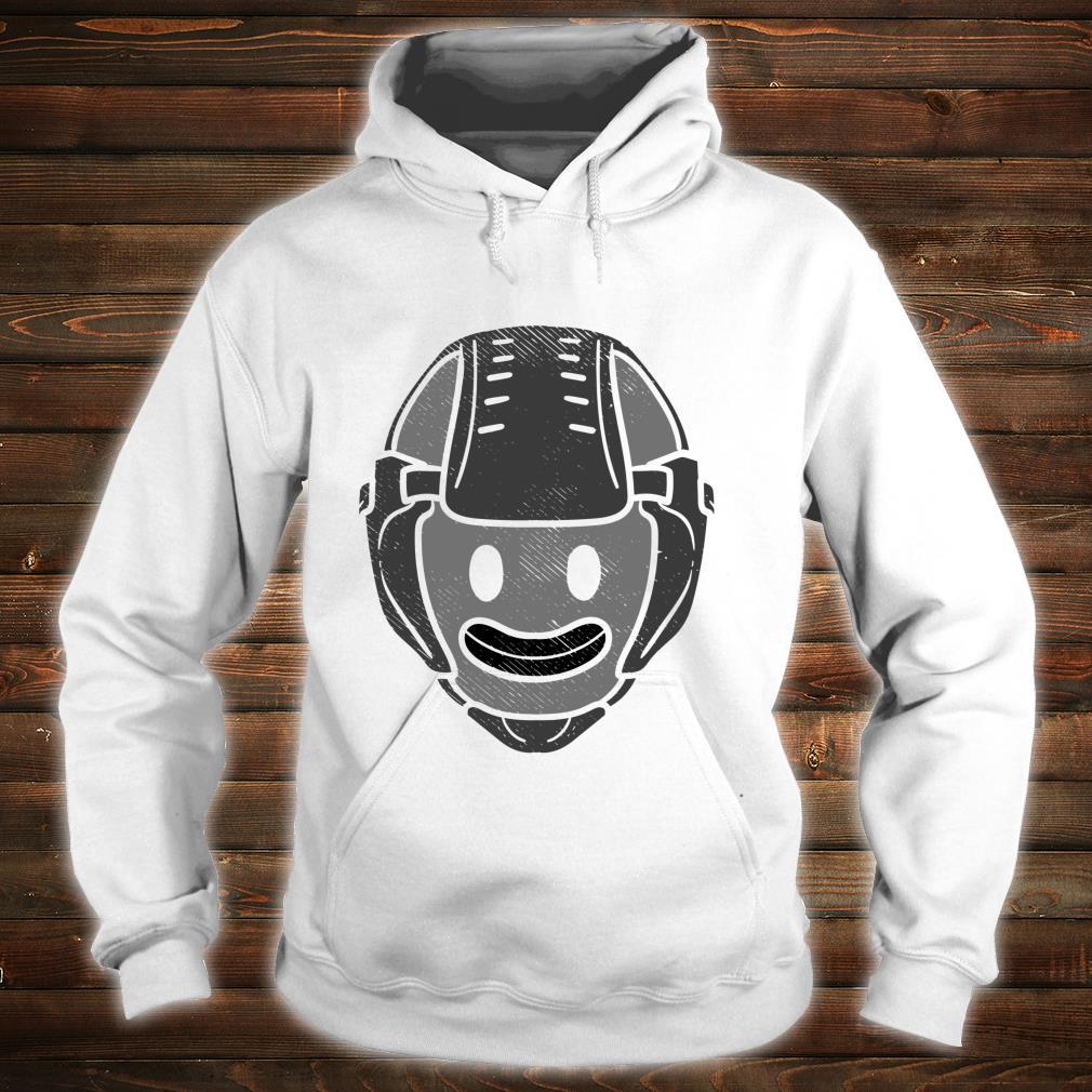 Boys Wrestling Headgear School Emoticons Icon Shirt hoodie