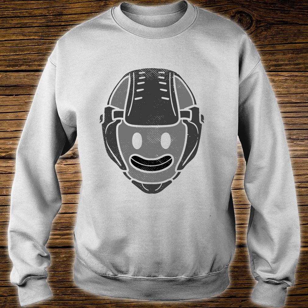 Boys Wrestling Headgear School Emoticons Icon Shirt sweater