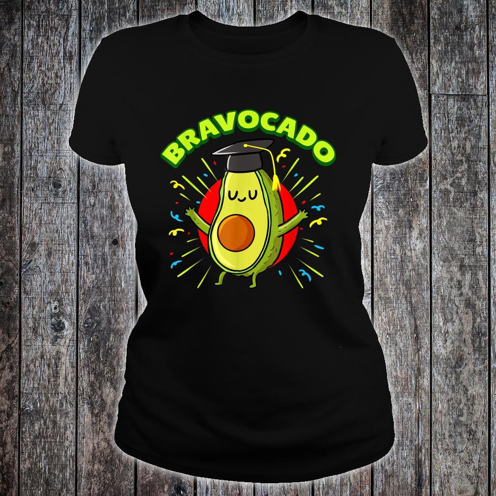 Bravocado Avocado Liebhaber Shirt ladies tee