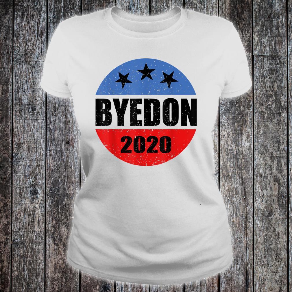 ByeDon 2020 Shirt ladies tee