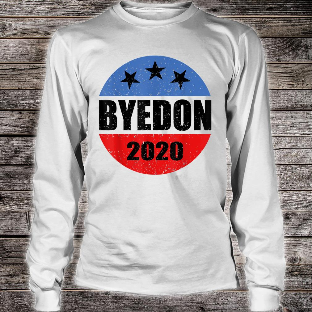 ByeDon 2020 Shirt long sleeved