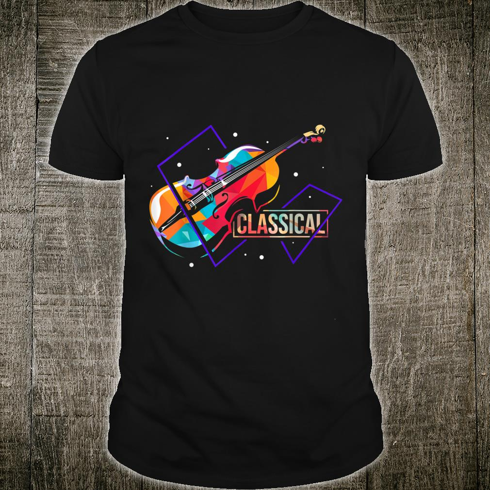 Classic Music Orchester Shirt