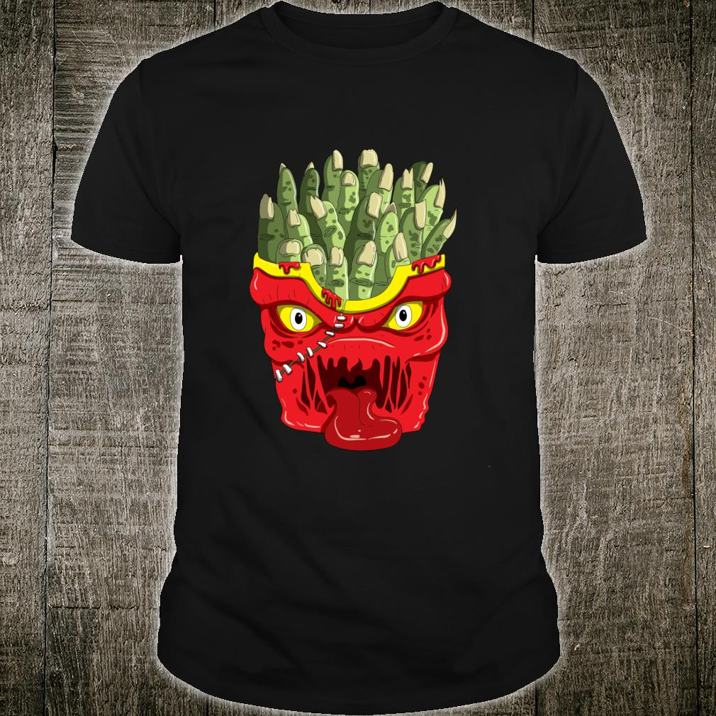 Creepy and Zombie for Horror Fans and Halloween Shirt