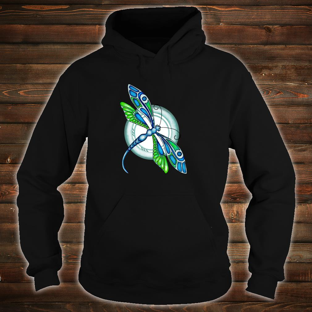 Deco Dragonfly Shirt hoodie