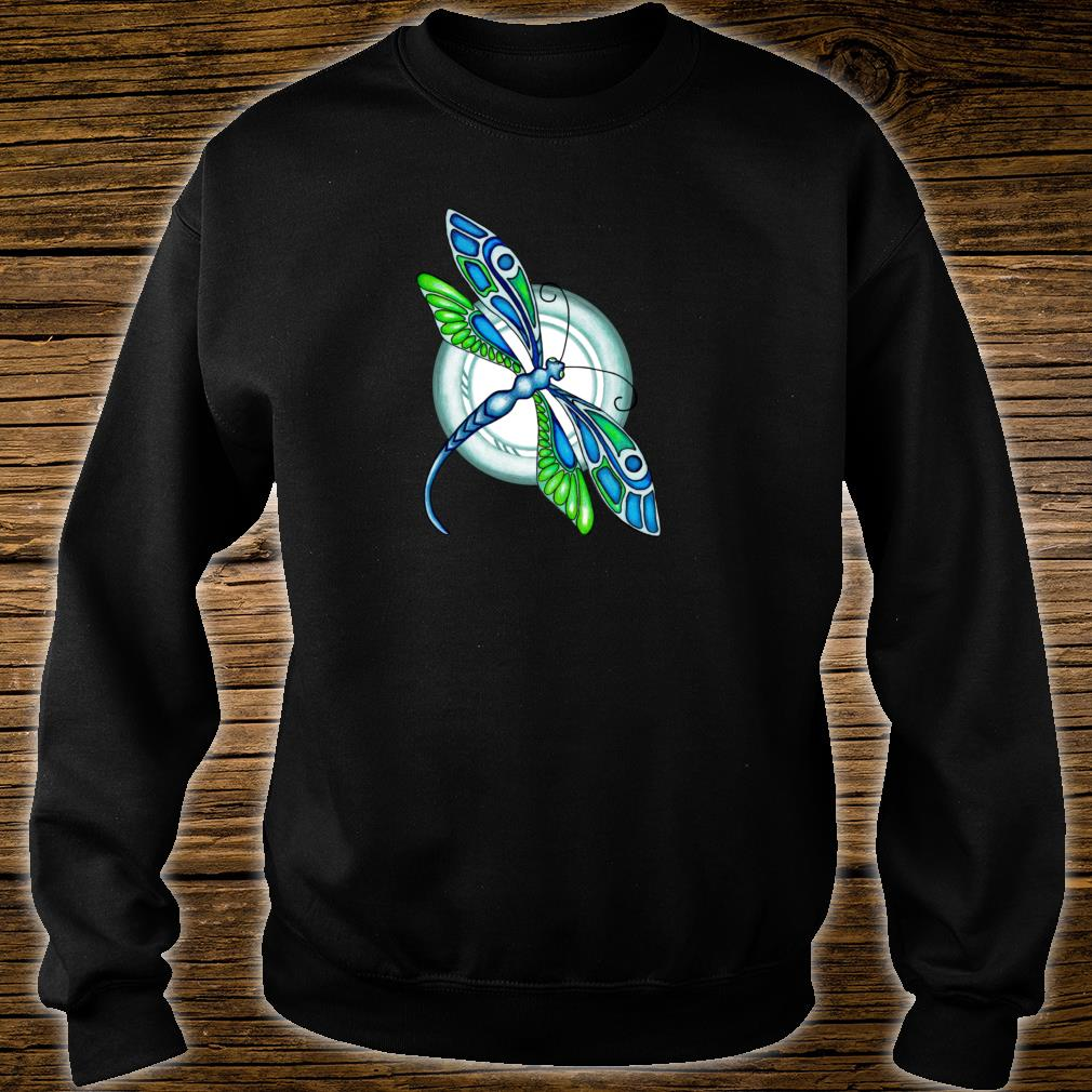 Deco Dragonfly Shirt sweater
