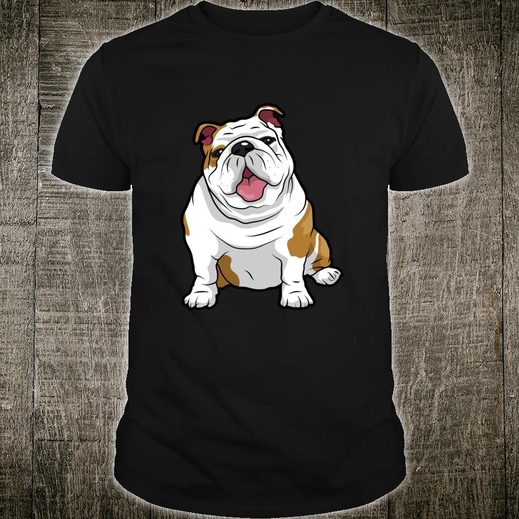 ENGLISH BULLDOGS Awesome Bulldog Pups Dogs Shirt