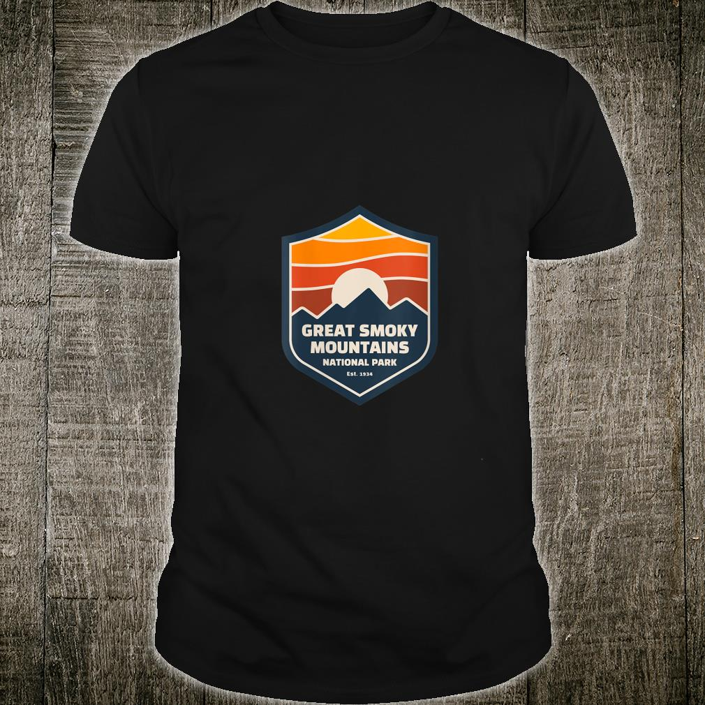 Family Vacation Great Smoky Mountains National Park Shirt