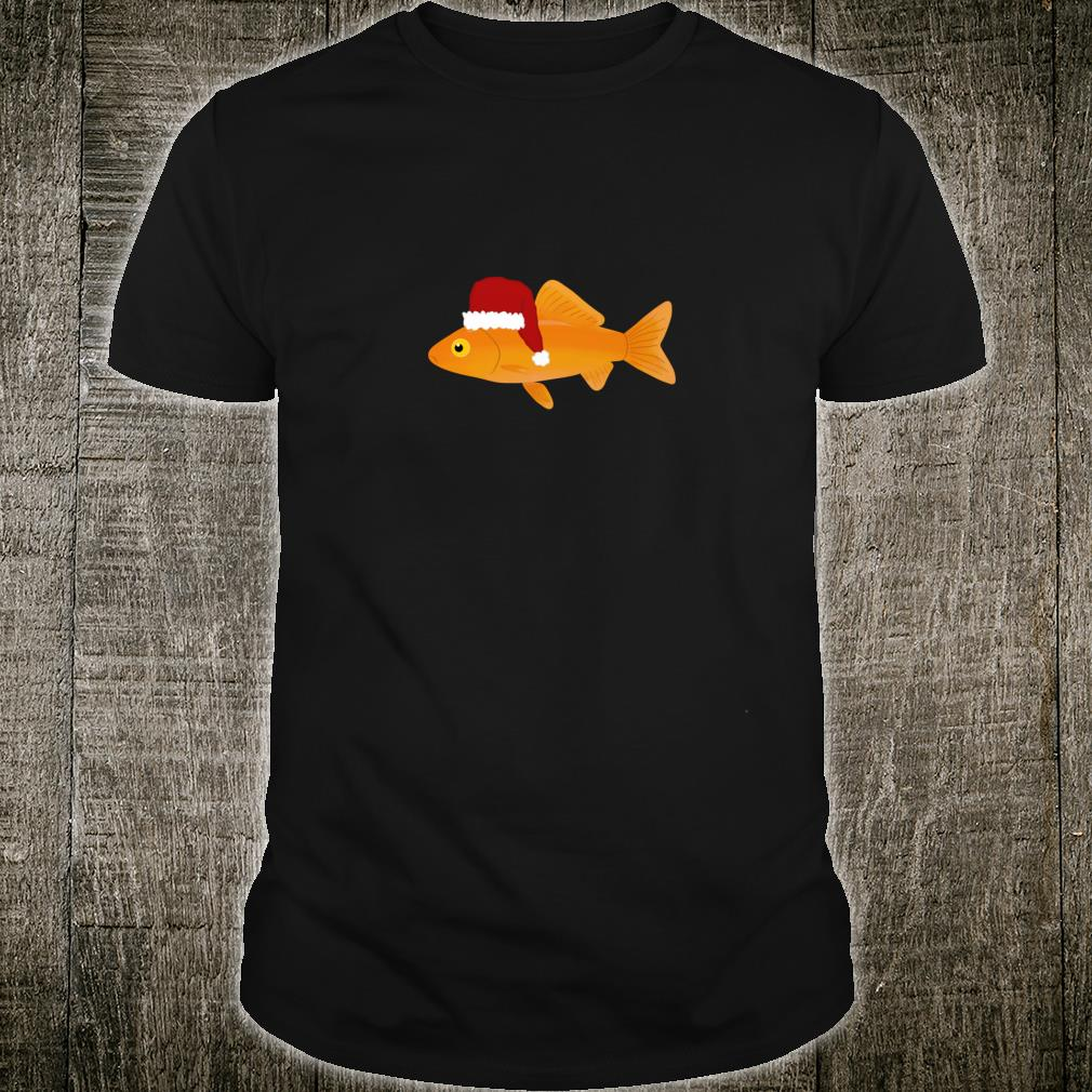 Goldfish Christmas Holiday Shirt