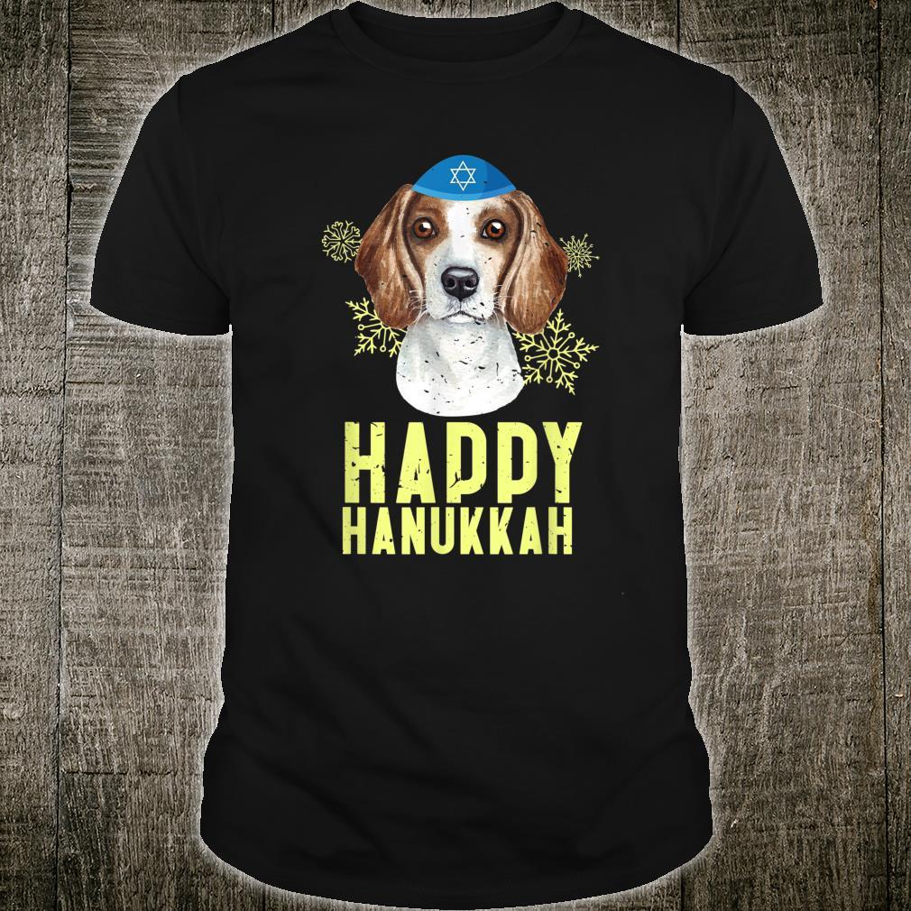 Hanukkah Beagle Hanukkah Outfit Shirt