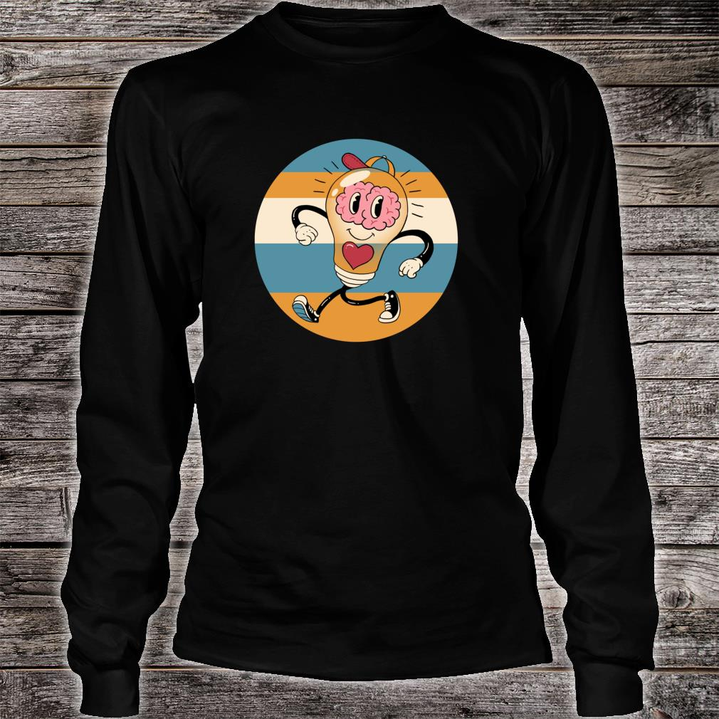 Happy Within Shirt long sleeved