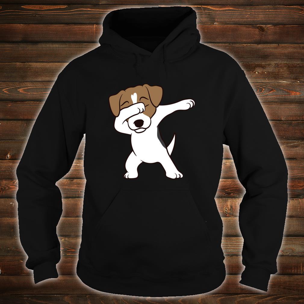 Jack Russell Terrier Hunde Dabbing Jack Russell Shirt hoodie