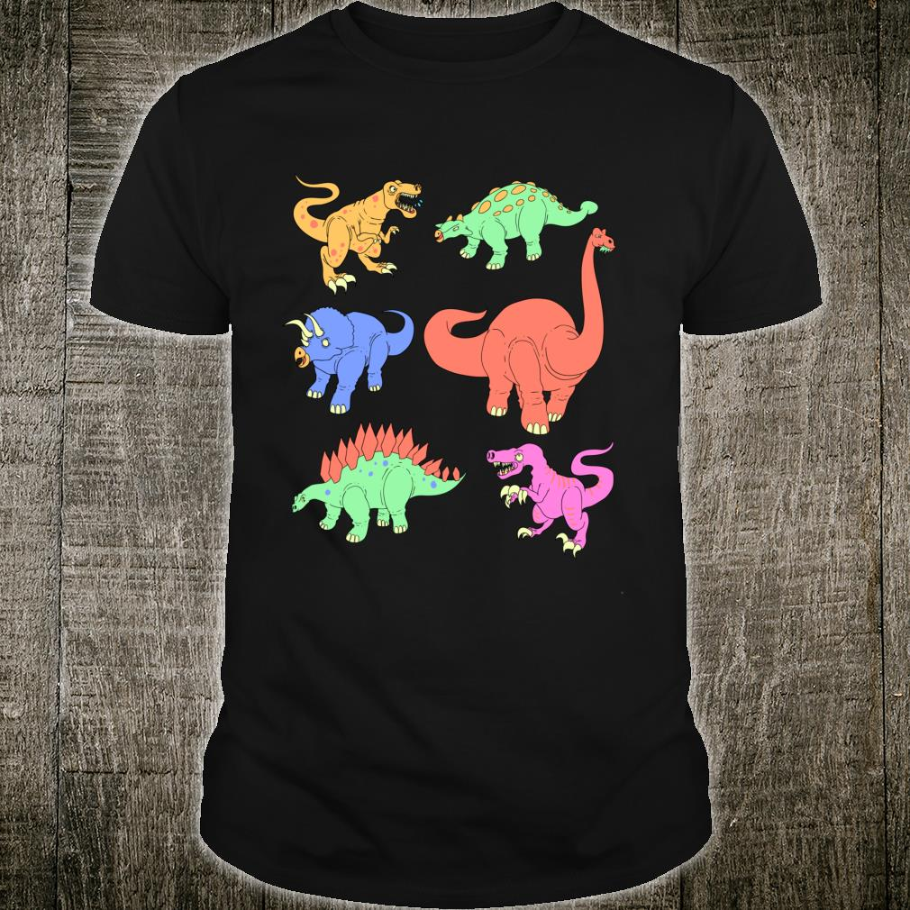Kids Dino Party Future Paleontologist Dinosaur Shirt