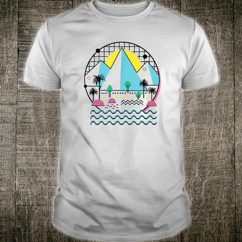 Land of the Bold and Abstract Shirt