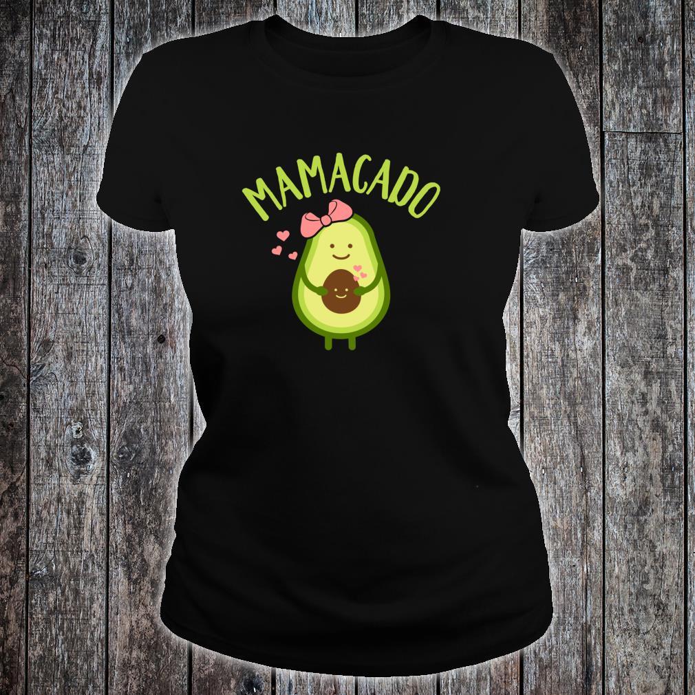 Mamacado mom Shirt ladies tee