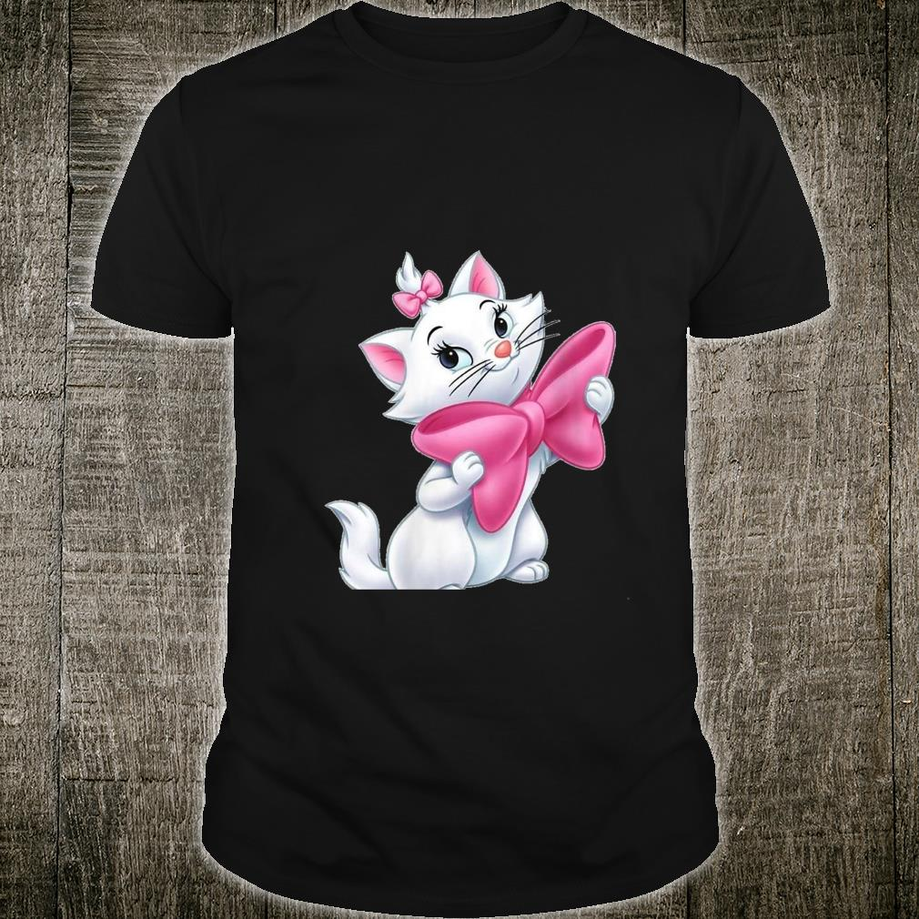 Marie Aristocats, Girls Cartoon Cat Cute Shirt