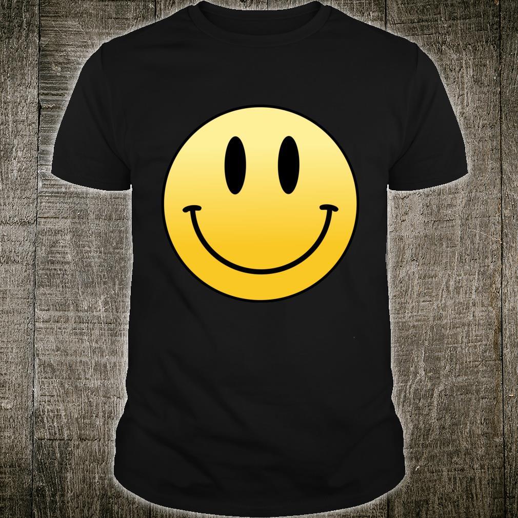 Mr Happy Smiley Gesicht positiv süß Shirt