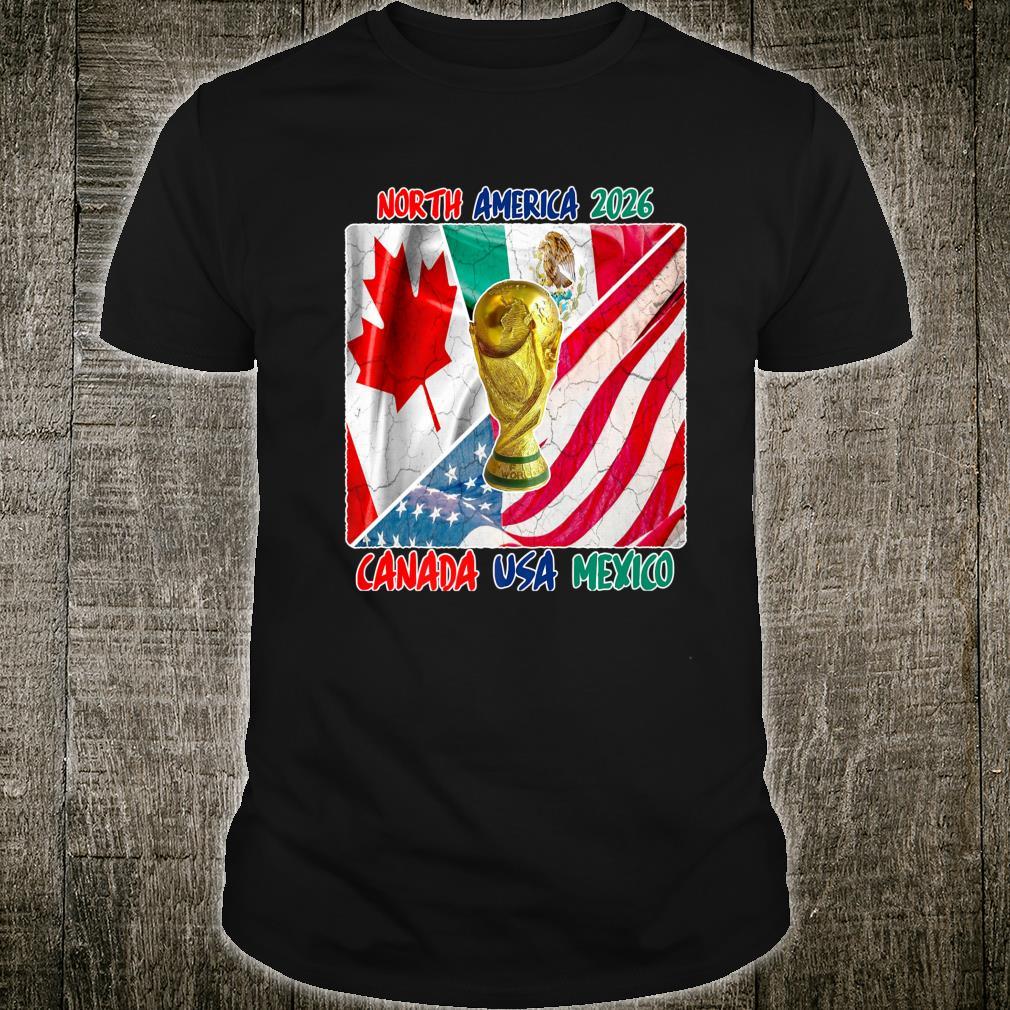 North America 2026 Shirt