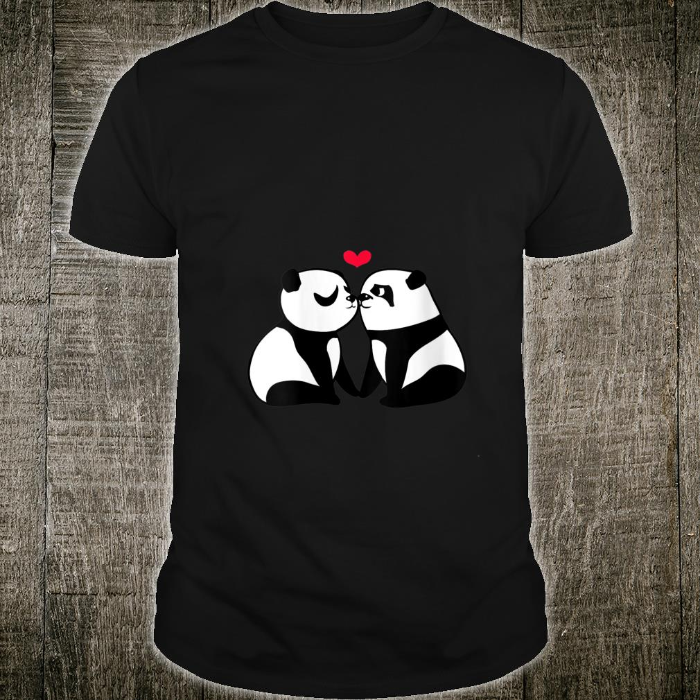 Panda Kisses Shirt