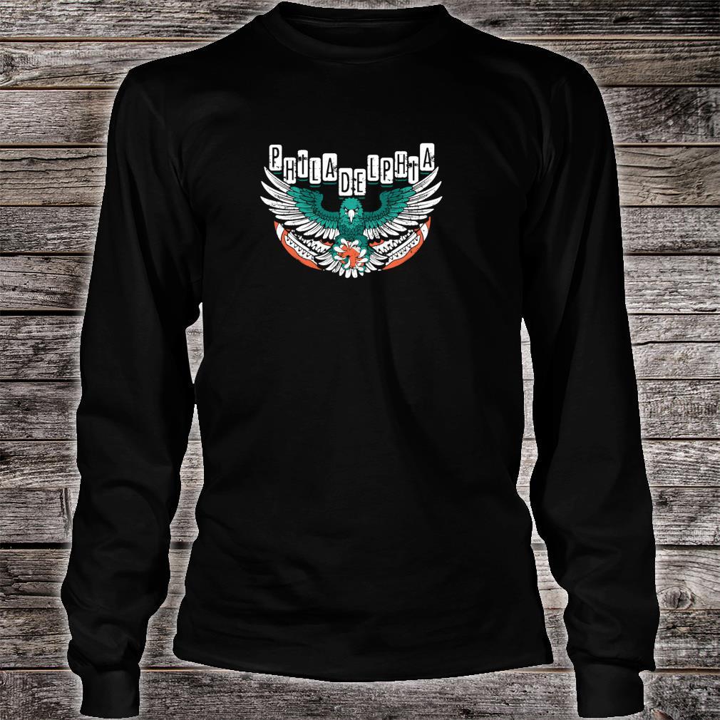 Philly Eagles Phila Eagles Fan Football Shirt long sleeved