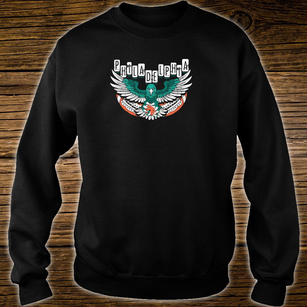 Philly Eagles Phila Eagles Fan Football Shirt sweater