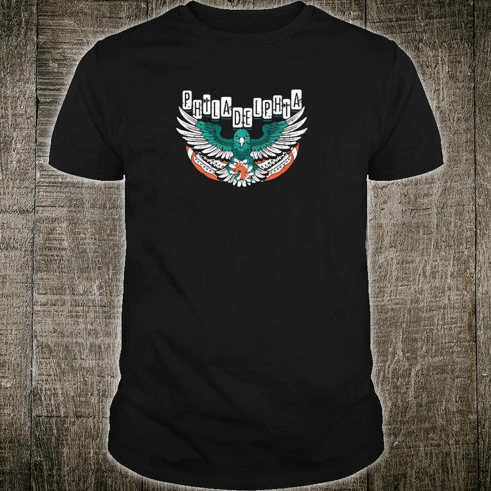 Philly Eagles Phila Eagles Fan Football Shirt
