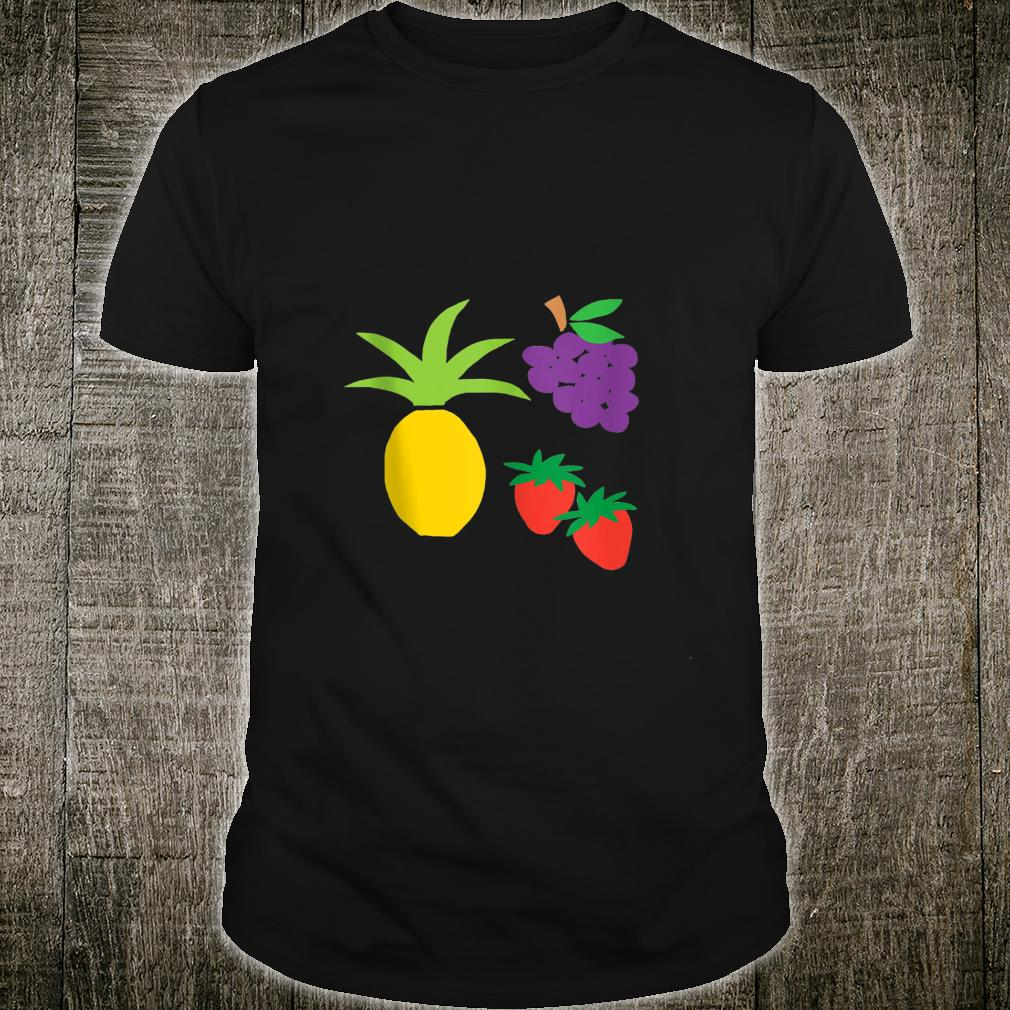 Pineapple Grapes Strawberries Shirt