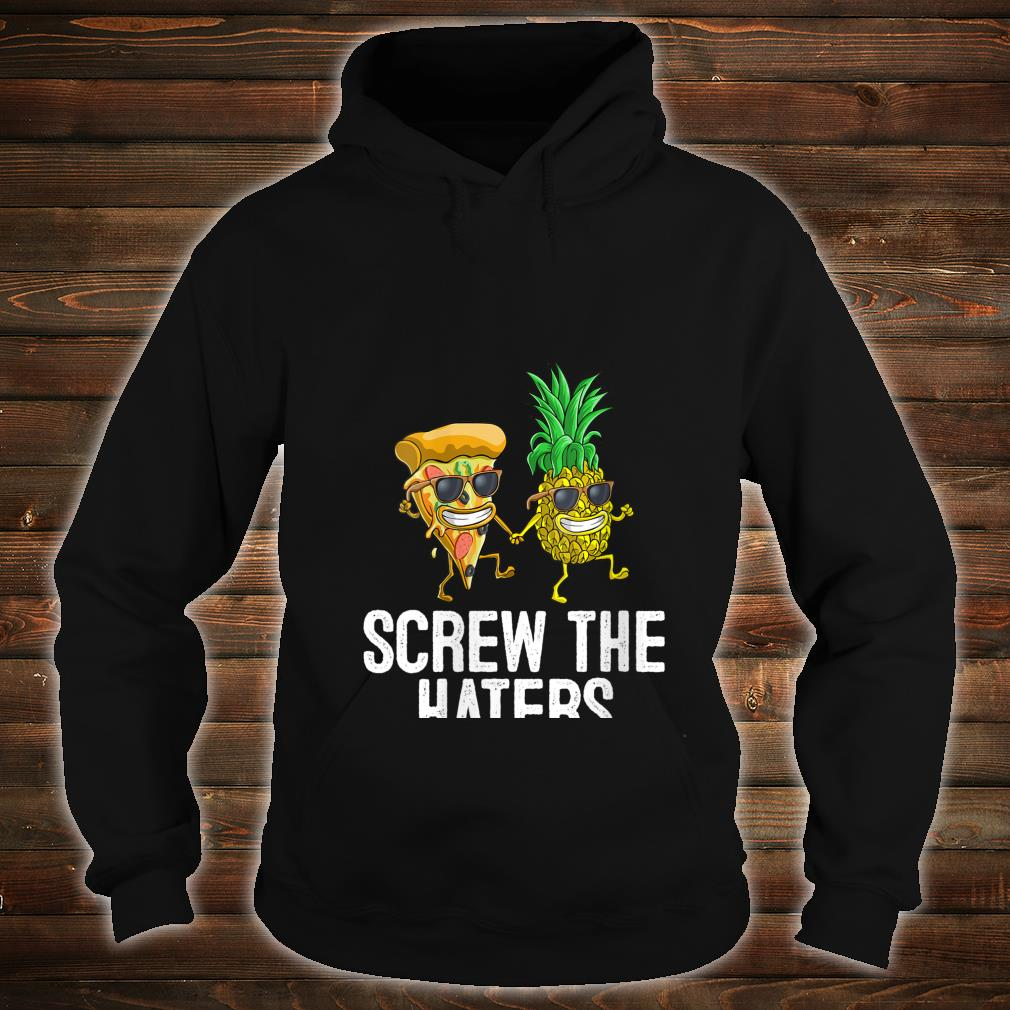 Pineapple Pizza Party Pepperoni Cute Shirt hoodie