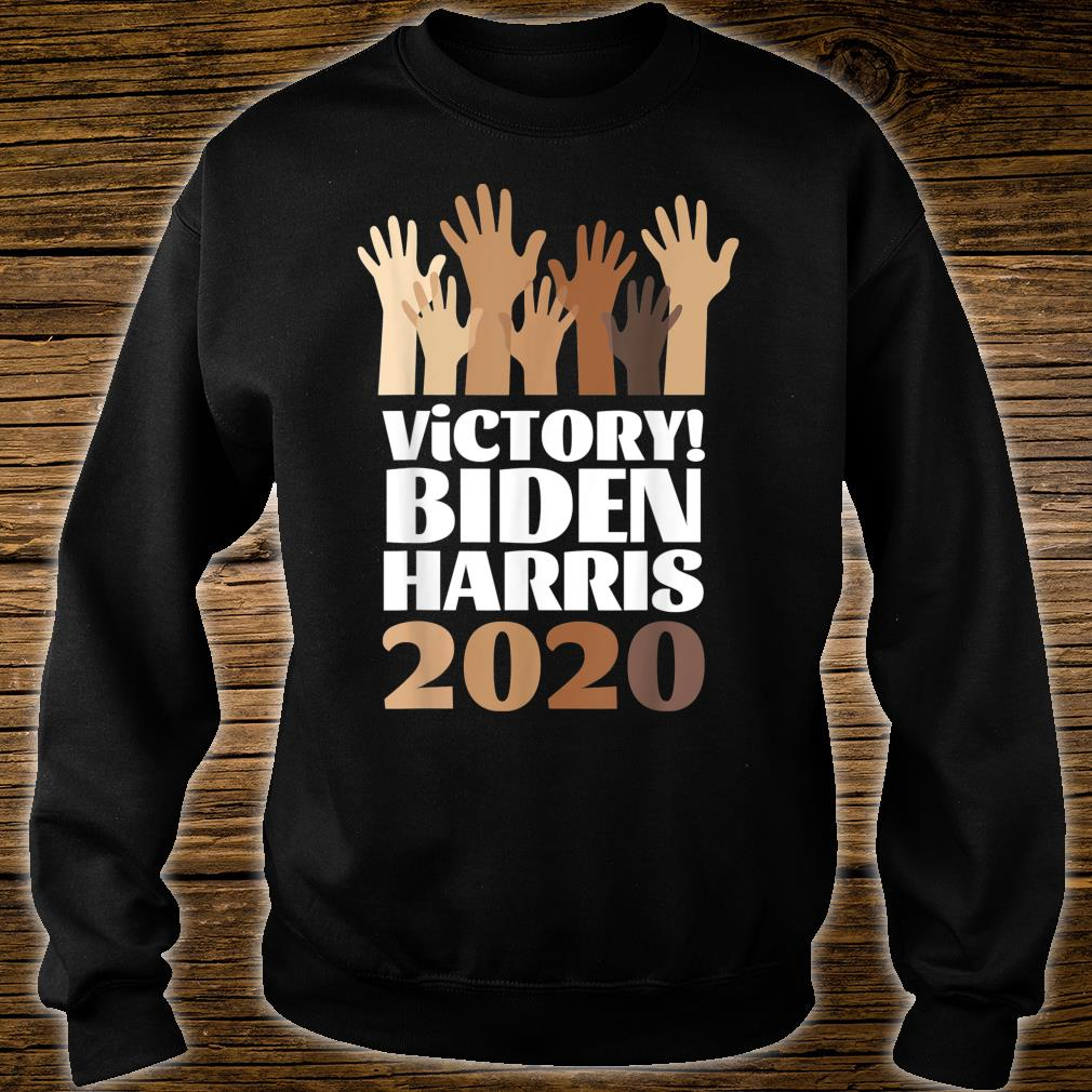 President Election Victory Biden Harris 2020 Shirt sweater