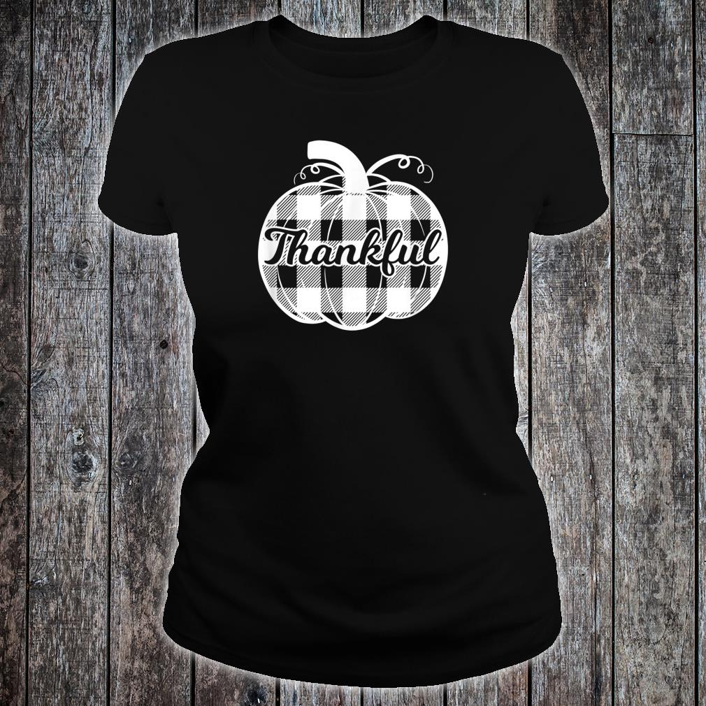 Pumpkin Fall Autumn Cute Thanksgiving Halloween Shirt ladies tee