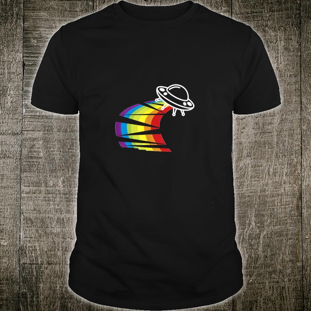 Rainbow Drip Shirt