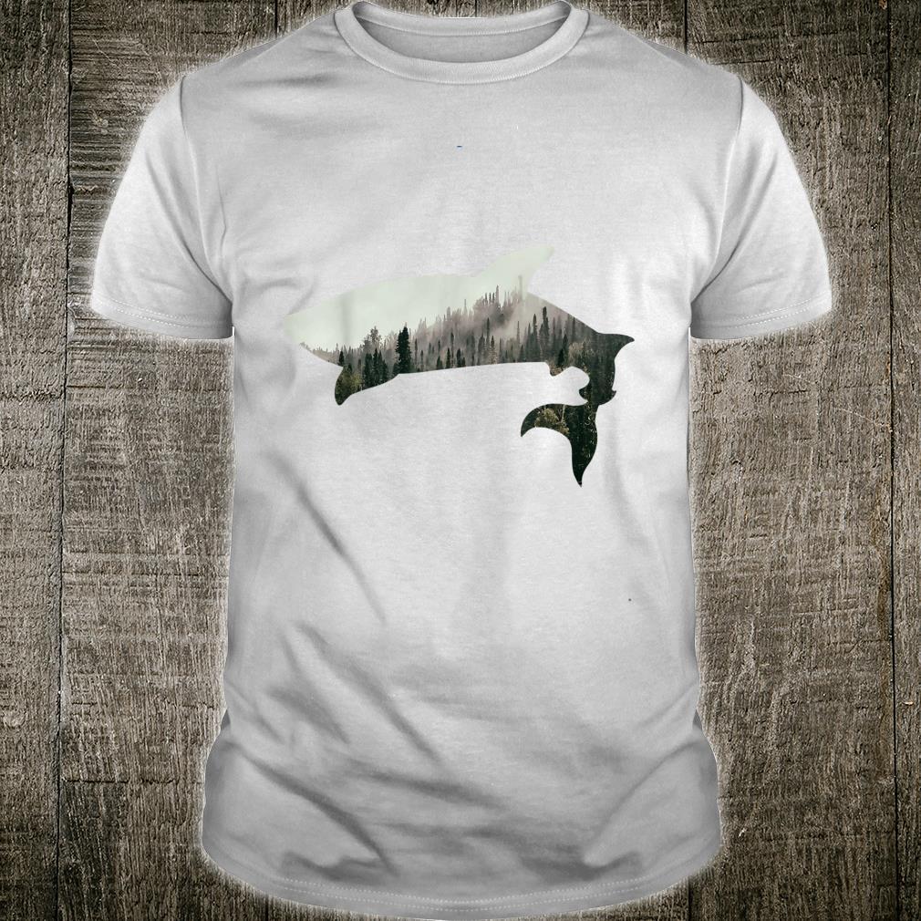 SHARK Rain Forest Shirt
