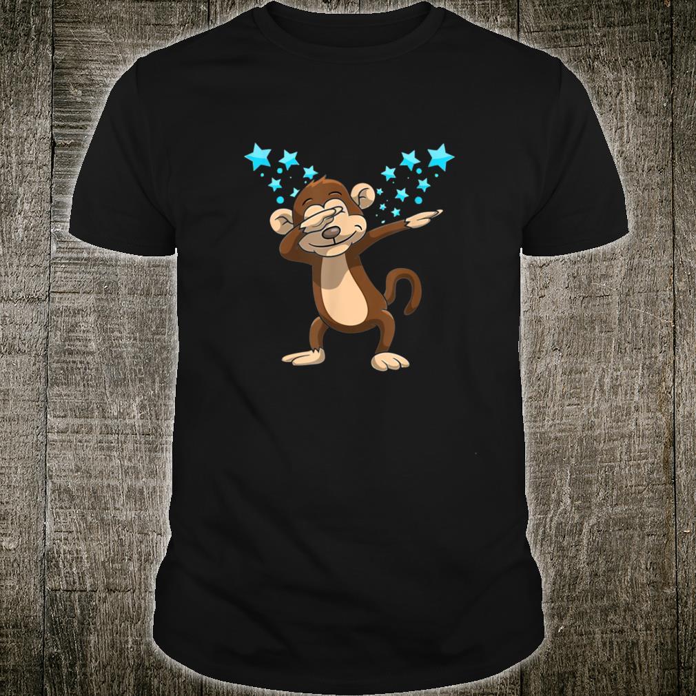 Sparkling Dabbing Monkey Dab Shirt
