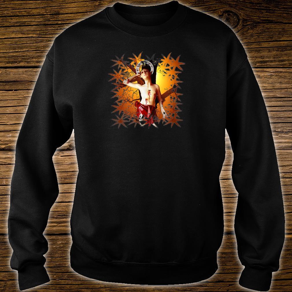 St. Sebastian Patron Saint Diriamba Nicaragua Shirt sweater