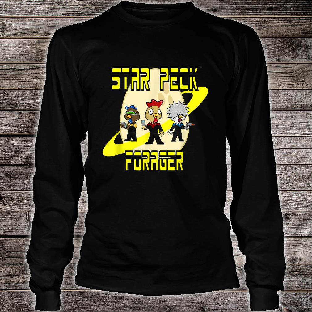 Star Peck Shirt long sleeved