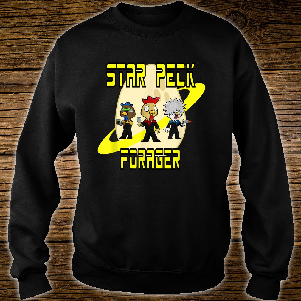 Star Peck Shirt sweater