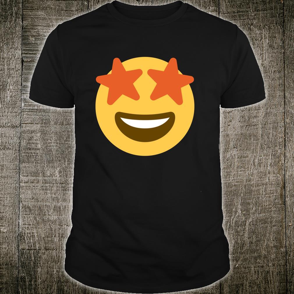 StarStruck Emoji Shirt
