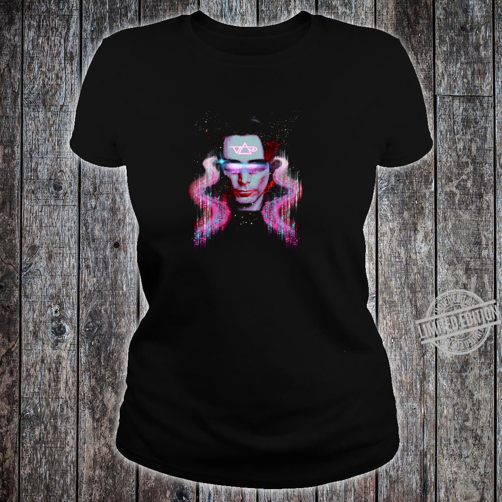 Steve Vai Hear the Music Shirt ladies tee