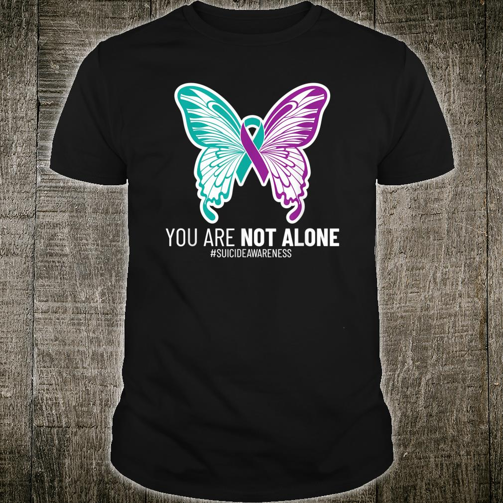 Suicide Prevention Suicide Awareness Quote, semicolon, semi Shirt