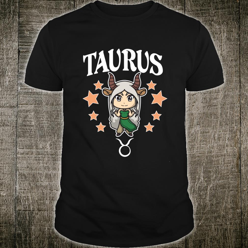 Taurus Shirt Zodiac Sign Horoscope Shirt