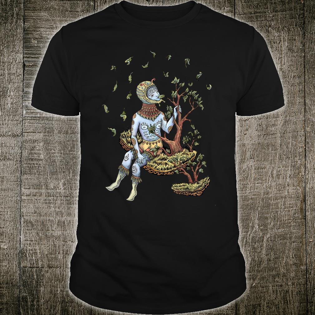 The Herbivore Vegetarian Vegan Nature Poxodd SortaGotta Shirt